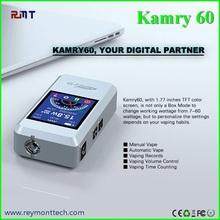 Hot In USA and Europe Market Genuine Kamry 60W Mechanical Box Mod Full Kit