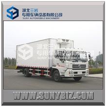 DONGFENG food refrigerated cargo van, freezer cargo van,frozen truck