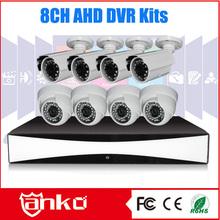 New Anko tech CCTV 8 channel hd camera