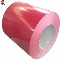 BWG30 PPGL prepainted galvalume steel coil for corrugated roofing sheet