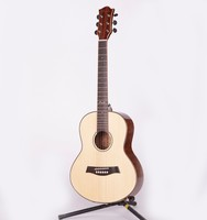 36 inch global acoustic guitar musical instrument