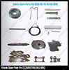 Chain Spare Parts for kubota harvester DC60 688Q