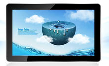 22-47'' Hot wall mount Ipad design LED/LCD ad player(MG-320JE)