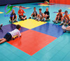 Kindergarten PP Interlocking Flooring Outdoor Flooring For Kids