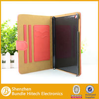 "Wallet Leather Case For Ipad MINI 7""tablet"