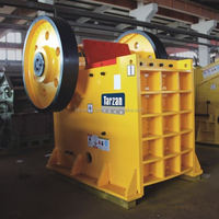 China high quality pe series jaw rock crusher design with good performance