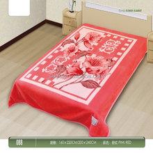 Best quality popular woven alpaca blanket