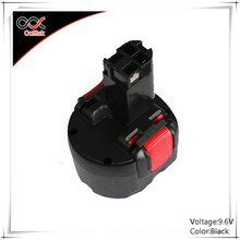 Bosch power tool battery Replacement for 9.6V NI-MH battery Bosch 2 607 335 260