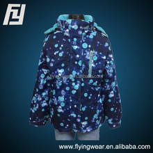 Customized Winter Active Children Jackets,Children Coat Outdoor Outwear