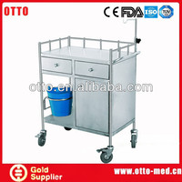 Price for anaesthesia trolley with drawers