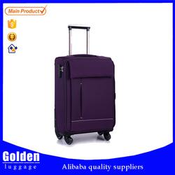 Europe market popular soft travel luggage high quality vantage luggage bag whoelsale luggage travel bags