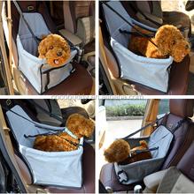 2015 Hot Sale Collapsible Convenient Pet Dog Booster Car Seat , OEM