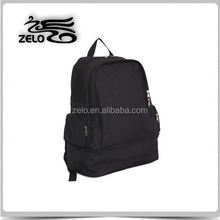 classical black high quality golf bag travel cover