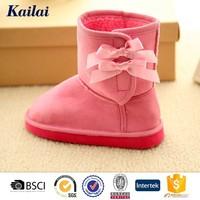 classy long sheep skin boots for girls