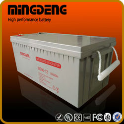 Popular model 12volts 100am 12v 200ah solar rechargeable storage battery