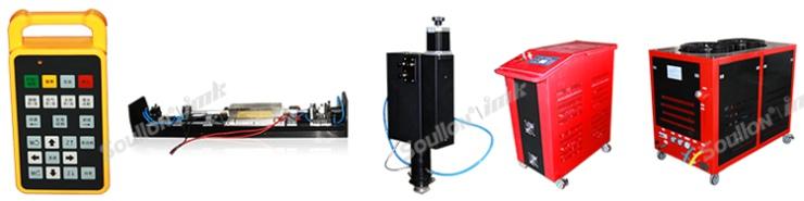 laser cutting machine spare parts