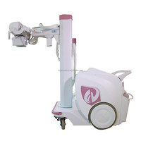 mobile digital x-ray machine HD Medical mobile DR V-300 panoramic x-ray machine dental x-ray film reader with camera DR X-ray