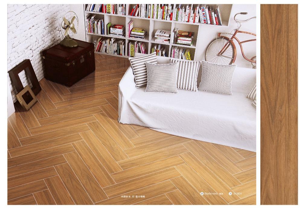 Piastrella esterno effetto legno