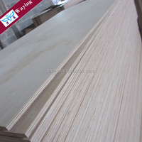 Guangxi 9 mm 12mm Best price hardwood core veneered commerical plywood