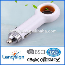 NEW cigarette lighter combine mini car air purifier series ABS logo custom portable Air Deodorizer And Purifier