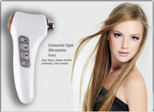 Intelligent IPL Ion Skin Tightening Facial Massage Gun