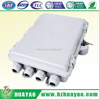 fiber optic distribution box/Wholesale cheap price metal telecom optic fiber wall cabinet