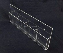wall mounted plexiglass display cases,ISO Factory Product
