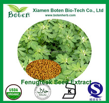 Furostanol Saponins with Fenugreek Seed Extract