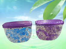 2015 NEW 130g crystal beads air freshener