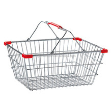 Hot Selling Chrome Plated Metal Wire Basket