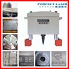 LCD Portable dot peen marker Machine dot peen used software for pneumatic marking machine