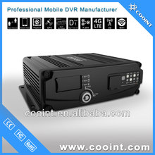 COOINT 4-channel mini cab car sd bus dvr truck, dvr mobile