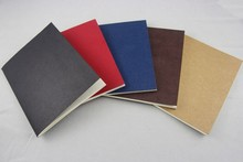 A5 composition notebook/ exercise book for office or school supply