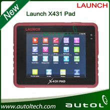 2015 Professional Auto Scanner Update via official website Launch X-431 PAD 3G WIFI X431 PAD