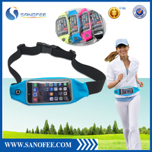 Sports, Running and Fitness Expandable Wather Resistant Window Screen Cellphone Waist Pack Belt