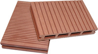 2014 WPC decking board with High resistance to moisture and termites