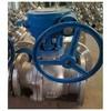 WB-95 PN16 Flange ball valve /Gear operated ball valve /ball valve DN100 DN200 DN150