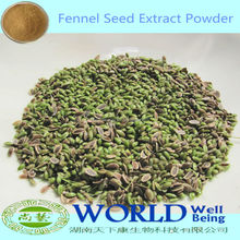 GMP Factory Selling 100% Natural Common Fennel Powder/Fennel Powder/Fennel Seed Powder
