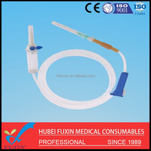 Disposable IV Infusion Set With CE ISO Certificate