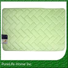 Memory Foam Thin Bath Mat with Cheap Price For Rubber Backing Bath Mat