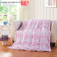 Factory wholesale good quality 100% mulberry silk quilt for children