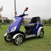 new design 4 wheels electric mobility scooter