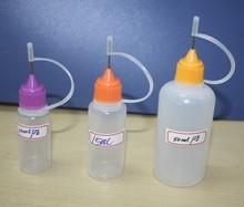 10ml-1000ml e cigarette flavor liquid plastic bottle=long/round tip e liquid/ecig wax bottle=top3 eliquid bottle supplier