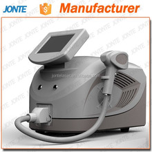 2015 New arrival most advanced prootional price portable machine 808 diode laser hair removal