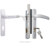 Modern Doors and Windows Hardware Door Handle Wooden Door Accessories