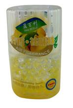 300G Crystal Beads colored Air Freshener Fresh Lemon fragrance in japan