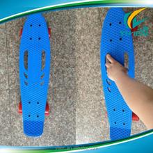 New retro cruiser skateboard mini board complete plastic skateboard