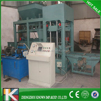 small investment Automatic Hollow Brick Making Machine used to cement/concrete/fly ash/clay block