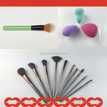 2015 Top quality!! customized makeup brushes factory