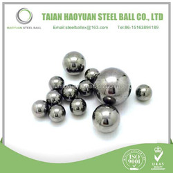 0.5mm---50.8mm High carbon polished steel ball Email: steelballex@163.com